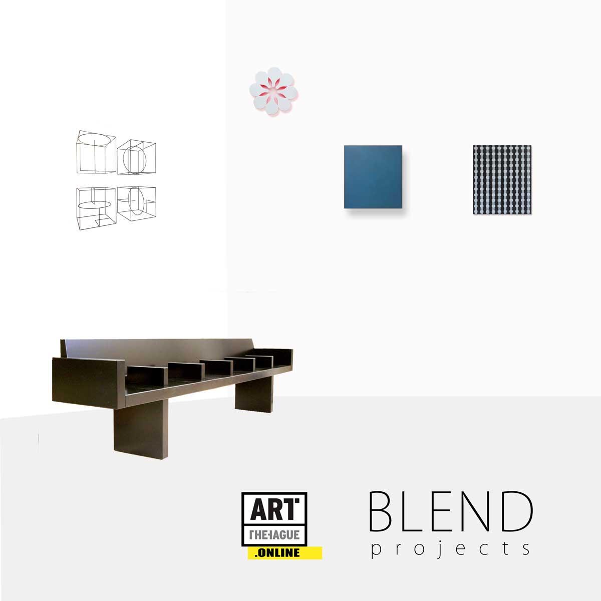 Art The Hauge - Blend Projects